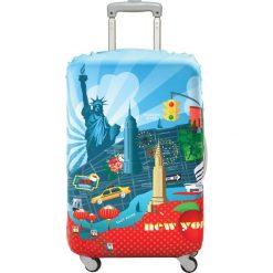Walizki: Pokrowiec na walizkę LOQI Urban New York