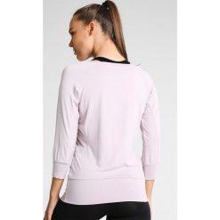 Curare Yogawear SLEEVES Bluzka z długim rękawem puder. Szare bluzki longsleeves Curare Yogawear, xl, z elastanu, sportowe. W wyprzedaży za 132,30 zł.