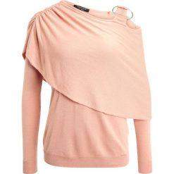 Swetry klasyczne damskie: MARCIANO LOS ANGELES DRAPERY DAISY  Sweter sandbar