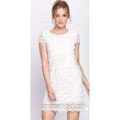 Sukienki: Biała Sukienka Chasing Shadows