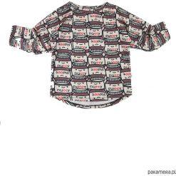 Bluza Nutty. Czerwone bluzy dziewczęce rozpinane marki Pakamera, z dzianiny. Za 60,00 zł.