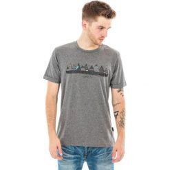 ELBRUS Koszulka męska BERGE dark grey melange r. L. Szare koszulki sportowe męskie marki ELBRUS, l. Za 34,90 zł.