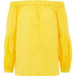 MICHAEL Michael Kors Bluzka bright dandelion. Żółte bralety MICHAEL Michael Kors, xs, z bawełny. Za 569,00 zł.