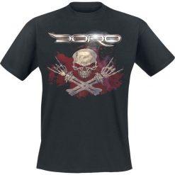 T-shirty męskie: Doro Forever Warriors - Forever United T-Shirt czarny