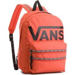 Plecak VANS - Sporty Realm II VN0A3IMEP37  Spiced Co. Plecaki damskie Vans, z materiału, sportowe. Za 169,00 zł.