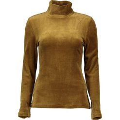 Swetry damskie: Sweter w kolorze oliwkowym