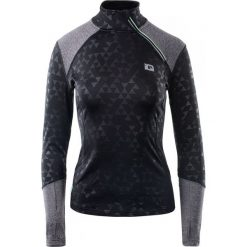 IQ Bluza Sportowa Damska Kaira Wmns Black/Grey Melange r. L. Szare bluzy sportowe damskie marki IQ, l. Za 90,56 zł.