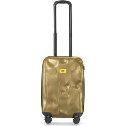 Walizka Bright kabinowa Gold. Szare walizki marki Crash Baggage, małe. Za 836,00 zł.