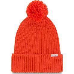Czapka CONVERSE - 609898 Bold Mandarin. Brązowe czapki męskie Converse, z bawełny. Za 99,00 zł.