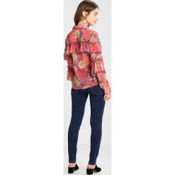 Koszule wiązane damskie: Lost Ink Petite FLORAL RUFFLE PRINTED  Koszula multicoloured