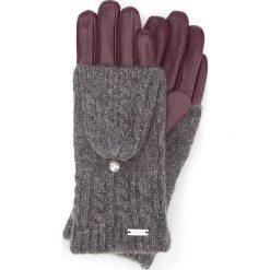 Rękawiczki damskie 39-6-570-BD. Czarne rękawiczki damskie marki Wittchen. Za 99,00 zł.