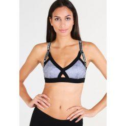 Dimensione Danza TOP TECNICO  Biustonosz sportowy gray. Szare biustonosze sportowe marki Dimensione Danza, z elastanu. W wyprzedaży za 125,95 zł.