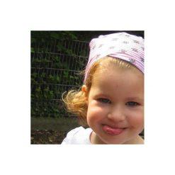 Czapeczki niemowlęce: LÄSSIG Chusta na głowę Twister Kids Skull olive