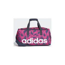 Torby sportowe adidas  Torba podróżna Linear. Czerwone torby podróżne Adidas. Za 119,00 zł.
