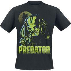 Predator Profile T-Shirt czarny. Czarne t-shirty męskie z nadrukiem Predator, m, z okrągłym kołnierzem. Za 74,90 zł.