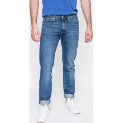 Levi's - Jeansy 511. Brązowe rurki męskie marki Levi's®. W wyprzedaży za 219,90 zł.