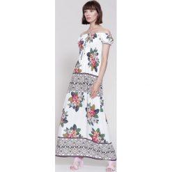 Sukienki: Biała Sukienka Say My Name
