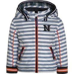 Noppies ENDWELL Kurtka przejściowa medium blue. Niebieskie kurtki chłopięce Noppies, z materiału. W wyprzedaży za 209,30 zł.