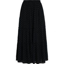 Długie spódnice: Abercrombie & Fitch PRINT Długa spódnica black pattern