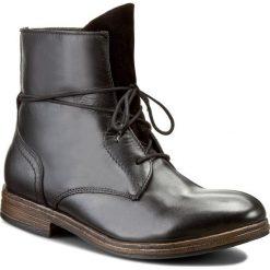 Botki SERGIO BARDI - Delia FW127281317HB  701. Czarne buty zimowe damskie Sergio Bardi, z materiału. W wyprzedaży za 209,00 zł.
