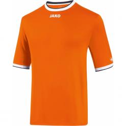 Koszulki sportowe męskie: Jako United krótki rękaw Koszulka – mężczyźni – neon pomarańczowy / biały / black_l