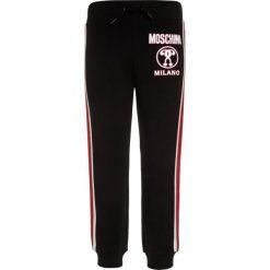 MOSCHINO Spodnie treningowe nero/black. Czarne spodnie dresowe dziewczęce MOSCHINO, z bawełny. Za 369,00 zł.