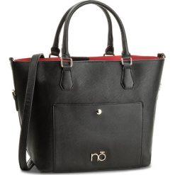 Torebka NOBO - NBAG-E0080-C020  Czarny. Czarne torebki klasyczne damskie Nobo, ze skóry ekologicznej. W wyprzedaży za 139,00 zł.