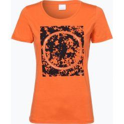 BOSS Casual - T-shirt damski – Tecircle, pomarańczowy. Brązowe t-shirty damskie BOSS Casual, l, z nadrukiem. Za 219,95 zł.