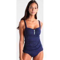 Stroje kąpielowe damskie: LASCANA TANKINI SET Bikini navy
