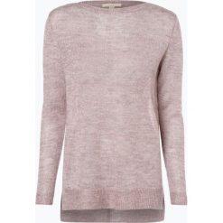 Swetry klasyczne damskie: Esprit Casual – Sweter damski z dodatkiem moheru, różowy