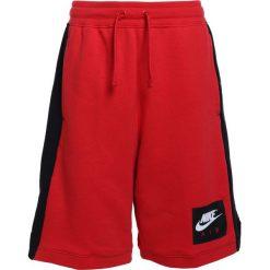 Nike Performance AIR SHORT Krótkie spodenki sportowe university red/black/black. Czerwone spodenki chłopięce Nike Performance, z bawełny, sportowe. Za 139,00 zł.