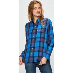 Levi's - Koszula. Brązowe koszule damskie marki Levi's®, z obniżonym stanem. Za 259,90 zł.