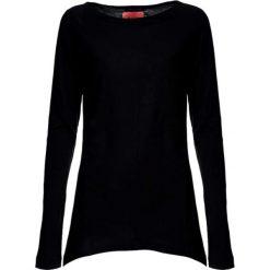 Topy sportowe damskie: Bluzka w kolorze czarnym