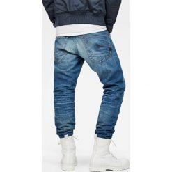 GStar DSTAQ 5POCKET TAPERED Jeansy Zwężane medium aged. Niebieskie jeansy męskie marki G-Star. W wyprzedaży za 439,20 zł.