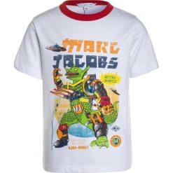 T-shirty chłopięce: Little Marc Jacobs KURZARM  Tshirt z nadrukiem weiß/rot