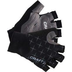 Rękawiczki damskie: Rękawiczki kolarskie w kolorze czarnym