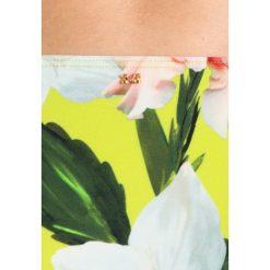 Stroje kąpielowe damskie: Ted Baker TUELLO CHATSWORTH BLOOM TIE SIDE PANT Dół od bikini light green