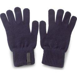 Rękawiczki Męskie CALVIN KLEIN - Octave Knitted Gloves K50K502006 L/XL 000. Niebieskie rękawiczki męskie Calvin Klein, z bawełny. W wyprzedaży za 149,00 zł.