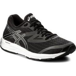 Buty ASICS - Amplica T875N  Black/White 9090. Czarne buty do biegania damskie marki Asics. W wyprzedaży za 199,00 zł.