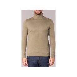Swetry BOTD  FROULARO. Brązowe swetry klasyczne męskie BOTD, l. Za 109,00 zł.