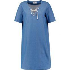 Sukienki hiszpanki: Loreak TXANGAI Sukienka z dżerseju blue