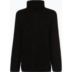 Guess Jeans - Sweter damski, czarny. Czarne swetry klasyczne damskie Guess Jeans, l, z jeansu. Za 479,95 zł.