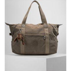 Kipling ART M Torba na zakupy true beige. Brązowe shopper bag damskie Kipling. Za 419,00 zł.