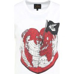 T-shirty męskie z nadrukiem: Vivienne Westwood Anglomania Tshirt z nadrukiem white