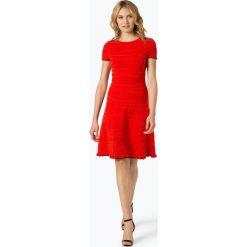 Sukienki: HUGO - Sukienka damska – Sawani, czerwony