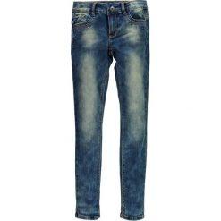 Mek - Jeansy dziecięce 128-170 cm. Niebieskie jeansy dziewczęce Mek, z bawełny. W wyprzedaży za 129,90 zł.