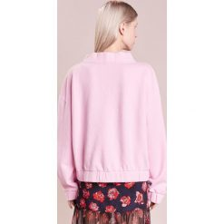 Bluzy rozpinane damskie: Each x Other EMBROIDERED Bluza pink