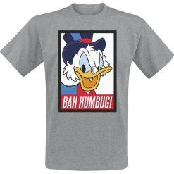 DuckTales Dagobert Duck - Bah Humbug T-Shirt odcienie szarego. Szare t-shirty męskie DuckTales, l. Za 74,90 zł.