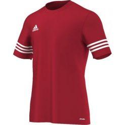 Adidas KOSZULKA męska ENTRADA 14 czerwona r. S (33789 F50485 ). Czerwone t-shirty męskie Adidas, m, do piłki nożnej. Za 35,90 zł.