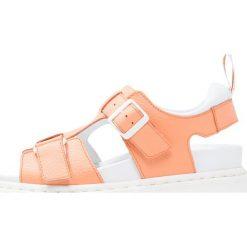 Buty: Dr. Martens KAMILAH  Sandały na platformie peach